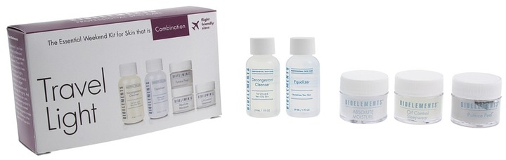 Bioelements Travel Light Kit - Combination Skin Skincare Treatment
