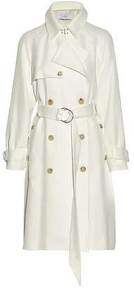 IRO Layered Ponte Trench Coat