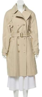 Kenzo Knee-Length Trench Coat