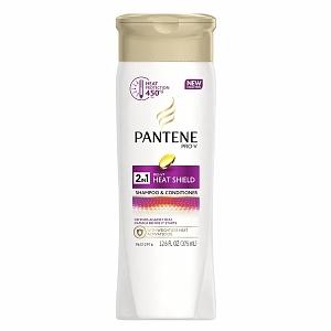 Pantene Heat Shield 2in1 Shampoo & Conditioner