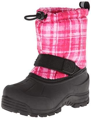 Northside Girls' Frosty Snow Boot