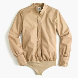 J.Crew Collection Thomas Mason® for button-up bodysuit