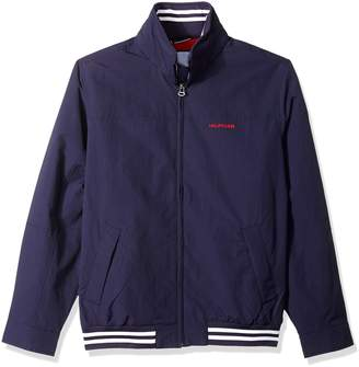 Tommy Hilfiger Men's Full Zip Regatta Jacket