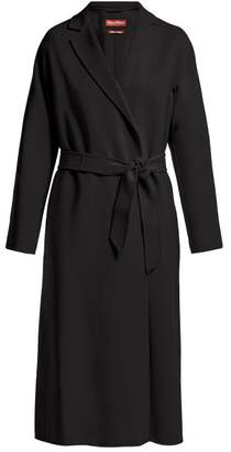 Max Mara Notizia Coat - Womens - Black