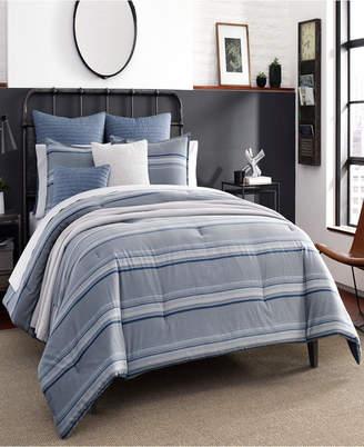 Nautica Jeans Co Eastbury Twin Extra Long Duvet Bedding