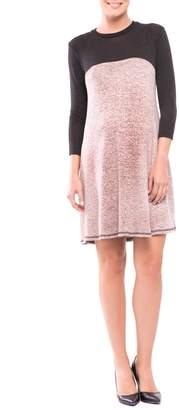 Olian Paola Maternity Sweater Dress