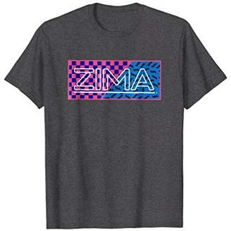 Zima Checker Tee (Official)