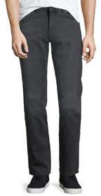 Russell Slim-Straight Jeans Black