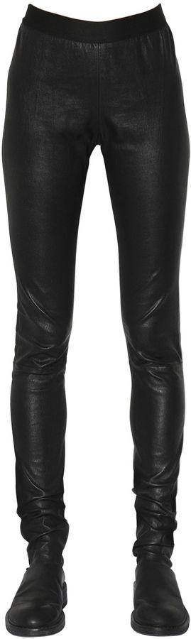 Ann DemeulemeesterSkinny Leather Leggings