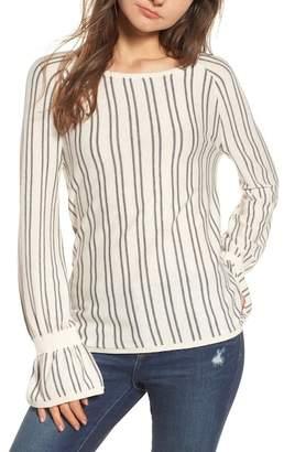 Hinge Tie Back Sweater