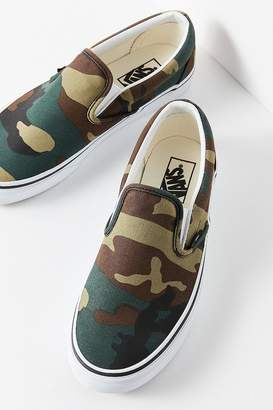 Vans Classic Canvas Slip-On Sneaker