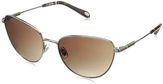 Fossil Women's Fos2028s Cateye Sunglasses
