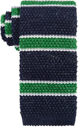 Brooks Brothers Men's Knit Tie $80 thestylecure.com