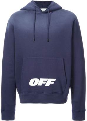 Off-White ombré print sweatshirt