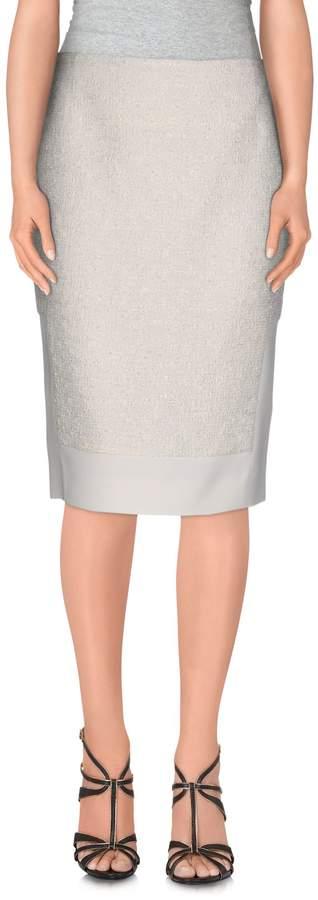 Genny Knee length skirts - Item 35282141