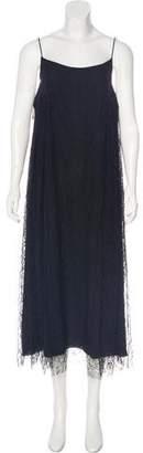 ADAM by Adam Lippes Lace Maxi Dress