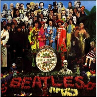 The Beatles Sgt. Pepper's Lonely Hearts Club Band - Vinyl Record - Women's