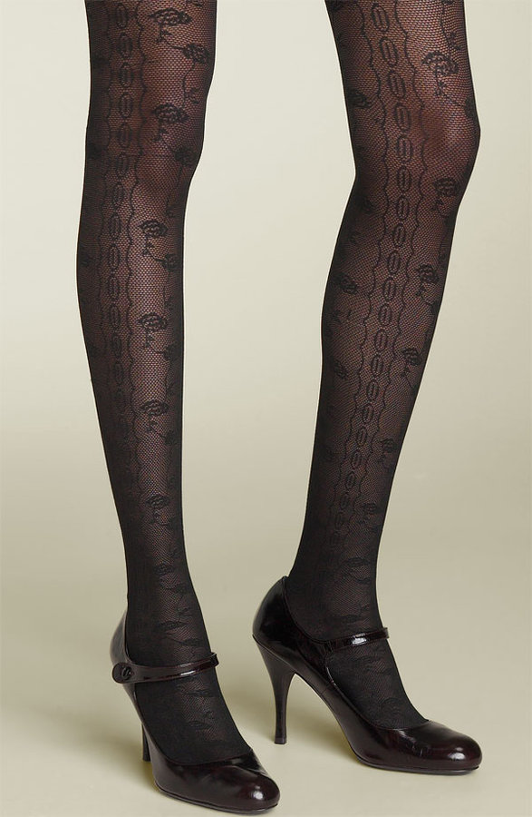 SPANX® Antique Lace Tights