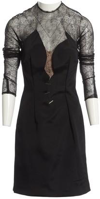 Marios Schwab Black Dress for Women