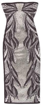 Herve Leger Enika Cocktail Dress w/ Tags