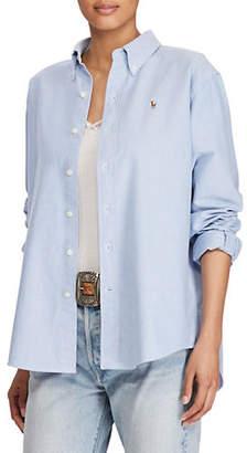 Polo Ralph Lauren Classic Oxford Long-Sleeve Shirt
