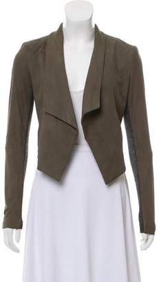 Alice + Olivia Casual Draped Jacket