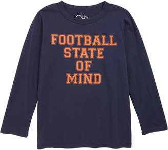 Chaser Football State of Mind Graphic T-Shirt