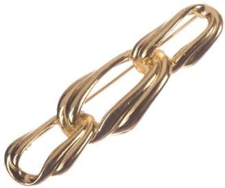 Givenchy Triple Interlocking Circles Bar Pin