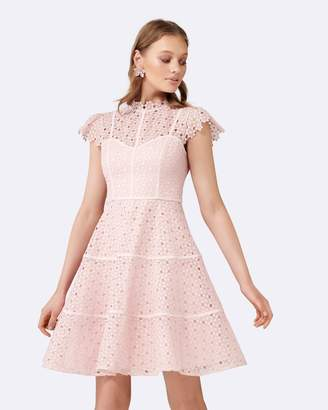 Forever New Ella Lace Skater Dress