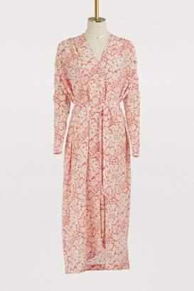 Roseanna Mercy silk dress