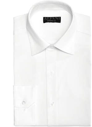 Alfani AlfaTech by Men's Slim Fit Bedford Cord Dress Shirt