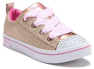 Skechers Twi-Lites Glitter Sneaker (Little Kid & Big Kid)