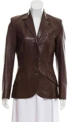Ralph Lauren Casual Leather Jacket
