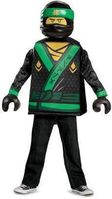 Lego Movie Lloyd Dress Up Costume