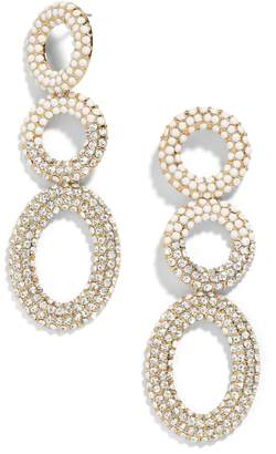 BaubleBar Mimi Tiered Drop Earrings