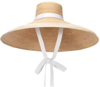 Lola Hats Nomad raffia hat
