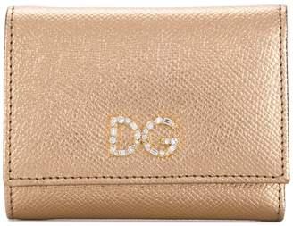 Dolce & Gabbana crystal wallet