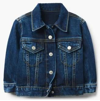 Gymboree Cropped Denim Jacket