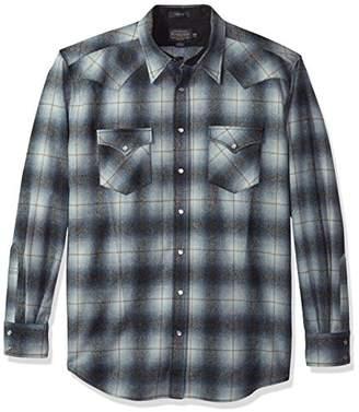 Pendleton Men's Size Big & Tall Long Sleeve Canyon Shirt
