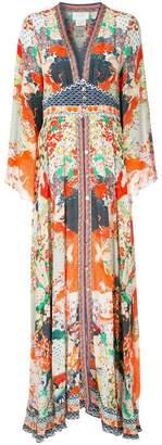 Camilla Gueisha Girl kimono sleeve maxi dress