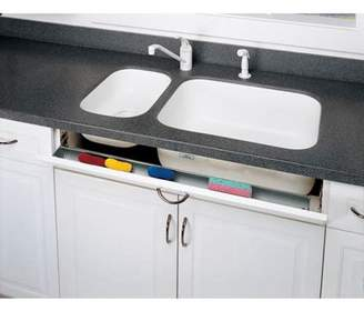 Rev-A-Shelf 6541-36-52 6541 Series 36 Inch Wide Sink Front Tip-Out Tray