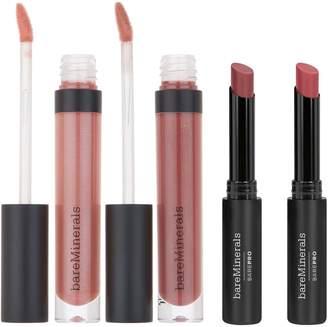 bareMinerals barePro Lipstick & Moxie 4-Piece Kit