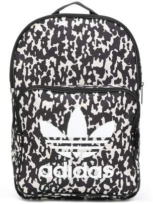 adidas printed logo backpack