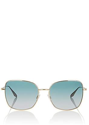 Barton Perreira Women's Camille Sunglasses - Gold