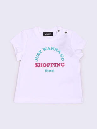 KIDS Diesel T-shirts and Tops 00YI9 - White - 3M