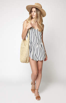 Hip Striped Romper