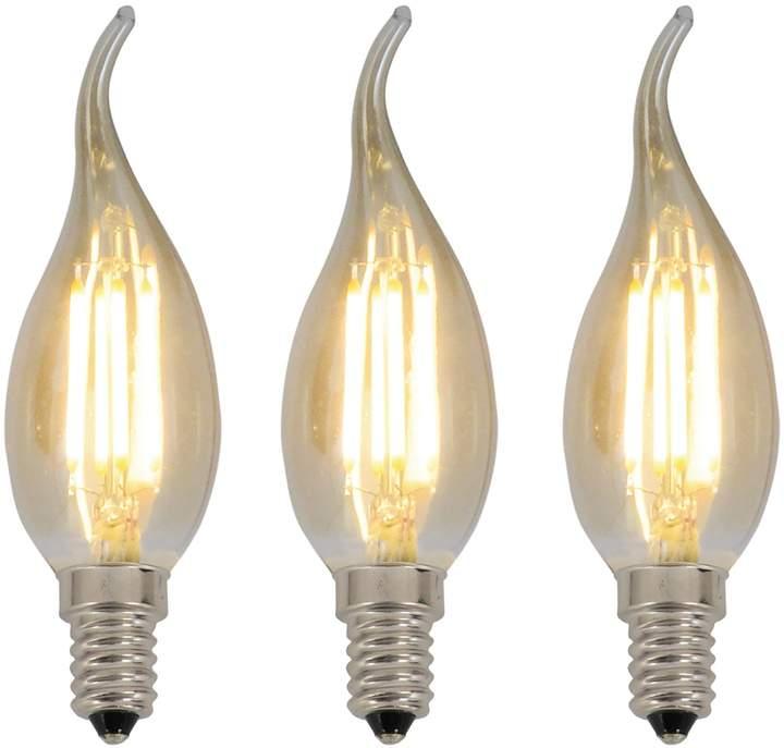 EEK A+, LED-Leuchtmittel Ceylon (3er-Set)