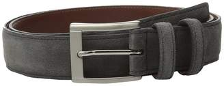 Torino Leather Co. 35MM Italian Calf Suede Men's Belts