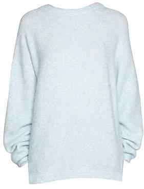 Acne Studios Women's Pullover Crewneck Sweater