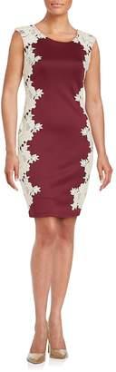 Jax Women's Floral Lace Dress